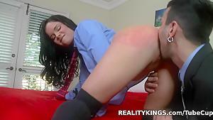 Amazing pornstar in Exotic Blowjob, Handjobs adult scene