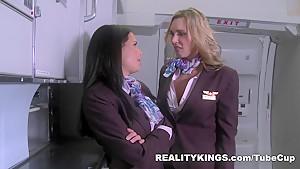 Incredible pornstar in Fabulous Facial, Lesbian xxx scene
