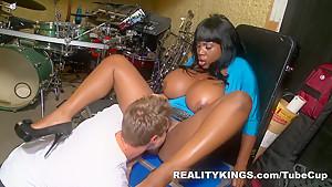 Incredible pornstar in Fabulous Big Tits, BBW adult video