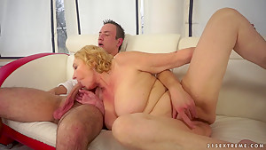 Hottest pornstar in Fabulous BBW, Grannies adult video