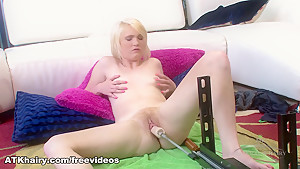Horny pornstar Lila Rose in Fabulous Masturbation, Blonde xxx video