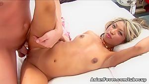 Amazing pornstar Nadi Phuket in Hottest Asian, Hardcore sex movie
