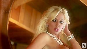 Fabulous pornstar Nicolette Shea in Horny Blonde, Softcore porn video