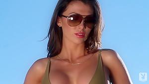 Horny pornstar in Amazing Softcore, Brunette xxx movie
