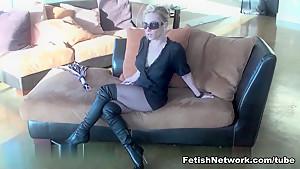Amazing pornstar in Hottest Femdom, Blonde adult scene