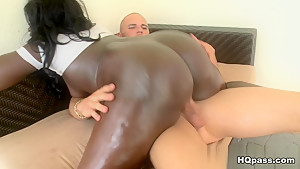 Incredible pornstars in Best Black and Ebony, Interracial adult video
