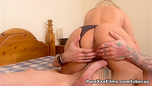 Crazy pornstar in Exotic Blonde, Big Tits porn scene