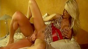 Crazy pornstar Jessica Drake in hottest blonde, facial sex scene