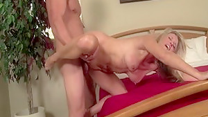 Crazy pornstar Jodi West in hottest milf, blonde adult scene