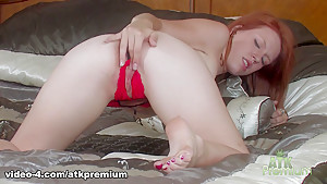 Fabulous pornstar Pepper Kester in Amazing Solo Girl, Panties sex video