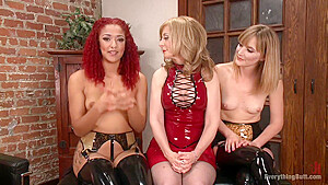 Everything Butt -Nina Hartley Daisy Ducati and Mona Wales Have Anal Fun 1920×1080 4000k