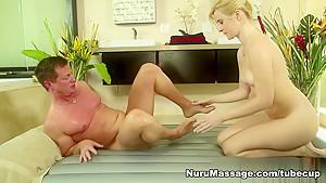 Crazy pornstars Will Powers, Jewels Jade in Incredible Blonde, Big Ass sex scene