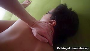 Hottest pornstars John Strong, Mark Wood, Vicki Chase in Incredible Pornstars, Anal xxx clip