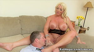 Crazy pornstars Jimmy Broadway, Alura Jenson in Exotic Big Tits, MILF xxx scene