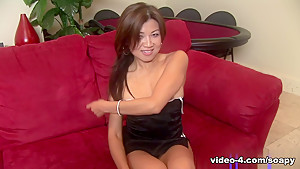 Crazy pornstar Jackie Lin in Best Asian, Masturbation porn movie
