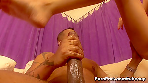 Fabulous pornstars Jackie Moore, Jackie Daniels in Horny Redhead, Big Cocks sex video