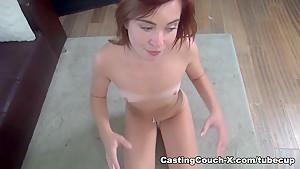 Fabulous pornstar in Hottest Casting, College porn clip