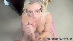 Best pornstars Devon Lee, Marcus London in Exotic MILF, Blowjob porn movie