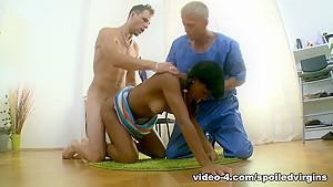 Fabulous pornstars in Hottest Latina, Medium Tits xxx clip
