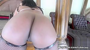 Fabulous pornstars Lexington Steele, Layton Benton in Hottest Big Ass, Cumshots adult movie