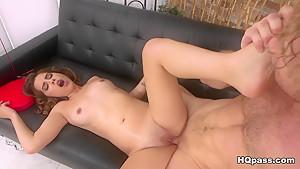 Crazy pornstars Michael Vegas, Lilith Shayton in Fabulous Small Tits, Latina sex scene