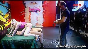 Horny pornstar in Fabulous Facial, Swallow xxx video