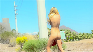 Hottest pornstar in Amazing Outdoor, Masturbation xxx video