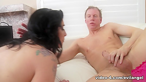 Fabulous pornstars Mark Wood, Fallon West in Hottest Pornstars, Natural Tits sex clip