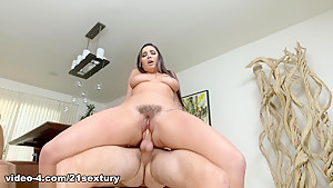 Fabulous pornstars Logan Pierce, Karlee Grey in Incredible Big Ass, Latina adult scene