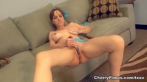 Amazing pornstar Cytherea in Horny Dildos/Toys, Big Tits sex clip