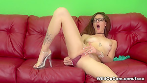 Best pornstar Casani Lei in Hottest Tattoos, Natural Tits porn movie