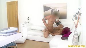 Amazing pornstars Jasmine Kristof, Jasmine Webb in Fabulous Interracial, Black and Ebony sex video