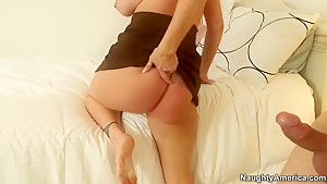 The bodied and busty Darla Crane fucked by Giovanni Francesco