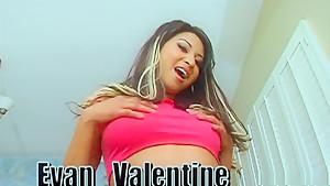 Crazy pornstar Angel Valentine in best brazilian, big ass xxx scene