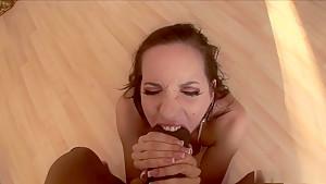 Horny pornstar Kelly Divine in hottest brazilian, big tits sex clip