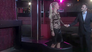 Horny pornstar Misty Mild in crazy facial, lingerie sex clip
