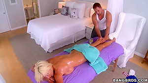 Puma Swede is getting a hard fuck therapy