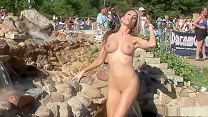 Exotic pornstar in amazing amateur, striptease porn video