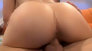 Exotic pornstar Jessica Bangkok in incredible swallow, facial porn clip