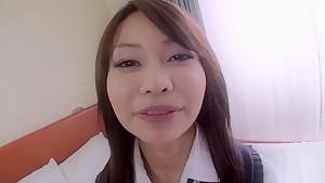 Horny pornstar Yuri Aine in amazing creampie, pov porn movie