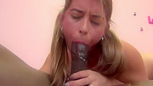 Best pornstar Bunny Freedom in incredible brazilian, deep throat sex video
