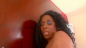 Incredible pornstars Ms. Mocha Xxxstacy and Lil Sexxxy in best big tits, threesome sex video