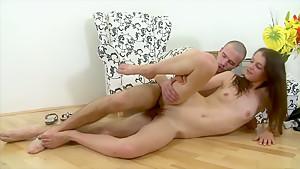 Incredible pornstar in hottest facial, blonde porn scene