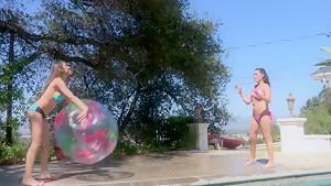 Exotic pornstar Jessie Volt in horny outdoor, big tits porn scene