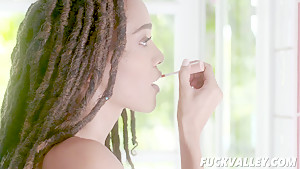 Julie Kay in Beat Out By The Black Girl