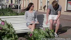 Casual Teen Sex - Eva - Fucking desires unleashed