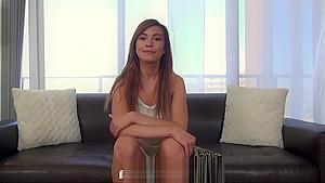 HD – Kaylee Haze wants to be a pornstar