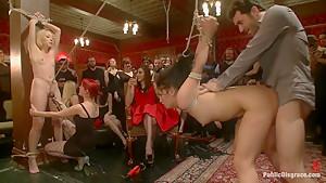 Donna's BDSM birthday
