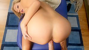 Nikki Sexx & Christian in House Wife 1 on 1