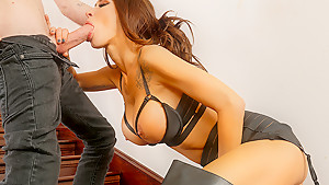 Sandee Westgate & Jared Grey in Naughty America
